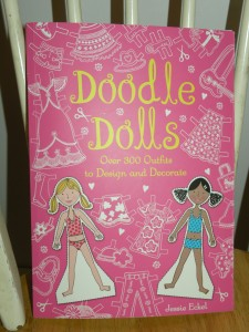 Doodle Dolls Book