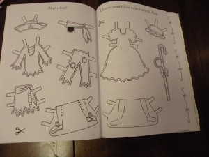The Paper Dolls Themed Clothing