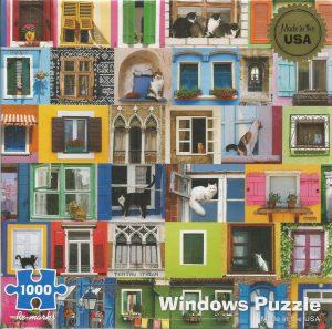 Windows 1000 piece puzzle