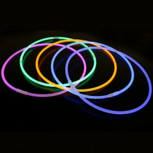 Glow Necklaces, 25-pack
